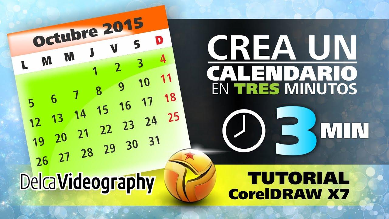 Macros for coreldraw x8 -  B Sico Tutorial 7 Coreldraw X6 X7 Crea Un Calendario En 3 Minutos Usando Macros Youtube