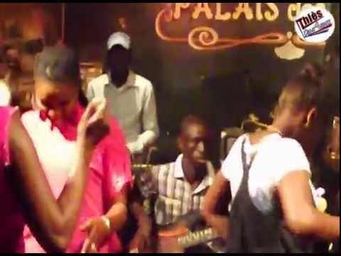 Soirée sénégalaise avec Abass séye au Palais Des Arts
