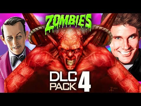 IW ZOMBIES DLC 4 SUPER EASTER EGG NEWS: NEW DIRECTORS CUT MODE, BOSS TEASERS & MORE!