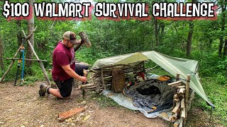 7 Day $100 Walmart Survival Challenge - 3 Months Later