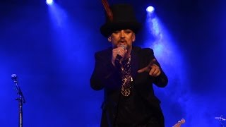 Culture Club - Human Zoo – Live in Berkeley
