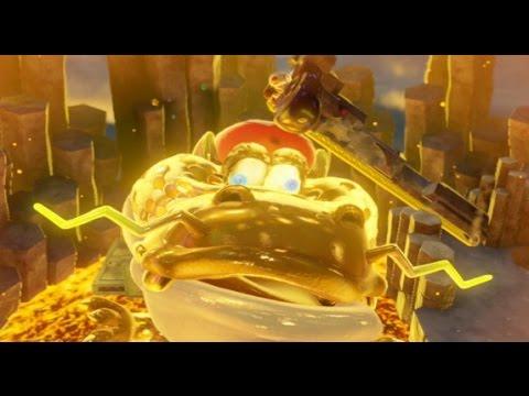 Captain toad treasure tracker 100 walkthrough part 12 captain toad