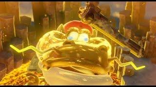 Captain Toad: Treasure Tracker 100% Walkthrough Part 12 - Captain Toad