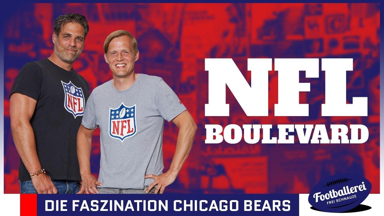 Download NFL Boulevard #64: Die Faszination Chicago Bears   Footballerei