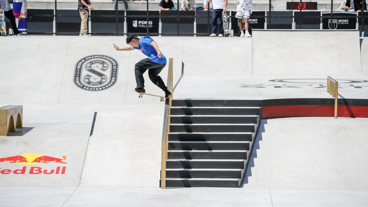 Street Skateboarding World Championship - Rome 2021 - Men's Final