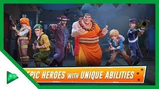 Heroes of Warland - Arena de Combate PvP, JUEGO en estreno! AQUÍ