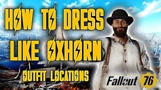 Fallout 76 hunter's long coat location