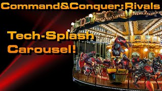 C&C Rivals: Tech-Splash Carousel!