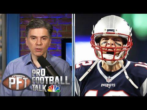 Buccaneers' Tom Brady didn't break rules by meeting Byron Leftwich   Pro Football Talk   NBC Sports