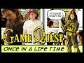 The Game Quest, Volume 1 Chapter 3 - 'Once In A Life Time'