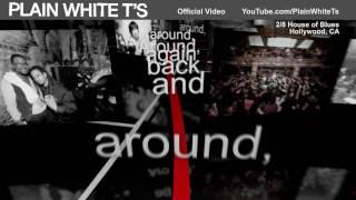 Boomerang lyrics video - Plain White T