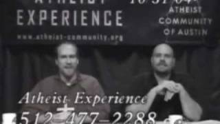 The Worst Caller Ever - The Atheist Experience