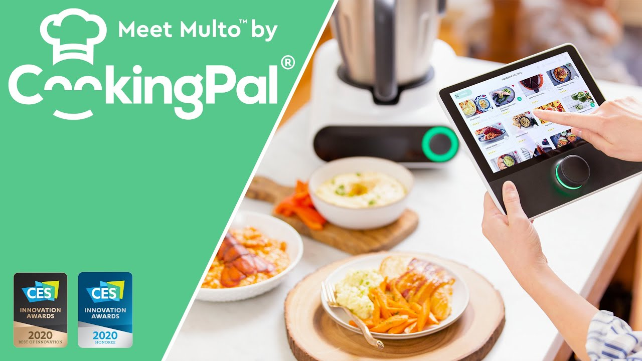 Multo™ Intelligent Cooking System video thumbnail