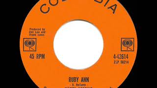 Gambar cover 1962 HITS ARCHIVE: Ruby Ann - Marty Robbins (#1 C&W hit)