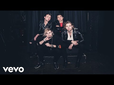 5 Seconds Of Summer - Valentine (Live Music Video)