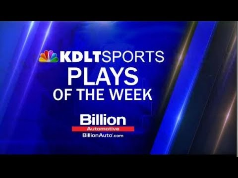 Billion Auto Sioux Falls >> Billion Auto Plays Of Week From June 17th 23rd Kdlt