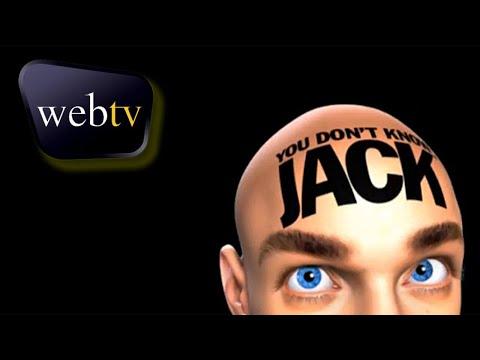 You Don't Know Jack YDKJ on the WebTV plus |