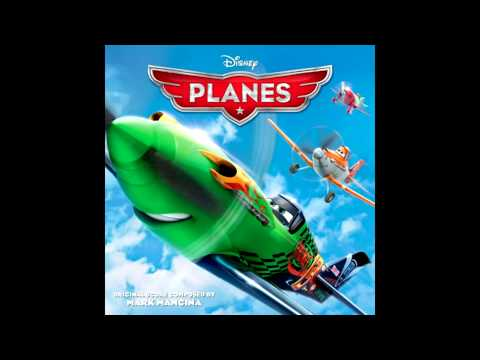 Planes [Soundtrack] - 01 - Nothing Can Stop Me Now