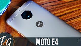Moto E4, review en español
