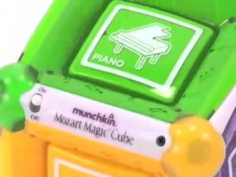 Mozart Magic Cube - Munchkin Mozart Magic Cube