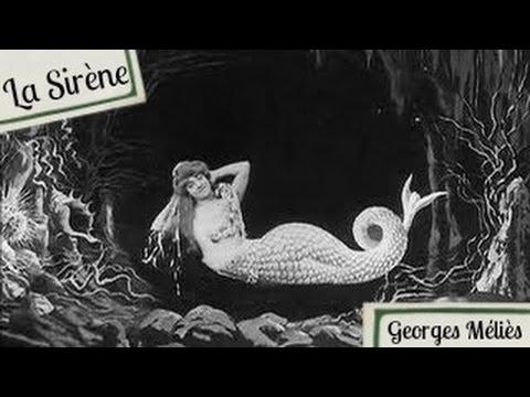 La Sirène - Georges Méliès (1904) - HD
