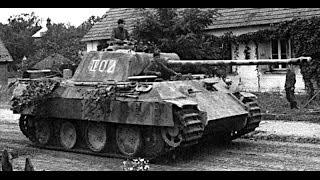 """""""Пантера"""" PzKpfw V «Panther» История создания немецких танков"""