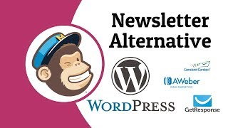 Best MailChimp Alternative For WordPress | Constant Contact, GetResponse, Aweber Competitors