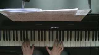 Lincoln - With Malice Toward None (Piano Solo) - John Williams