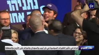 قراءة في تأثير التغيرات السياسية في المنطقة على الأردن - (12-4-2019)