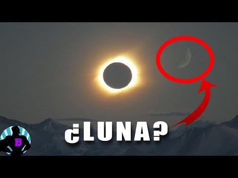 Los Fenómenos Más Extraños Captados Durante Eclipses