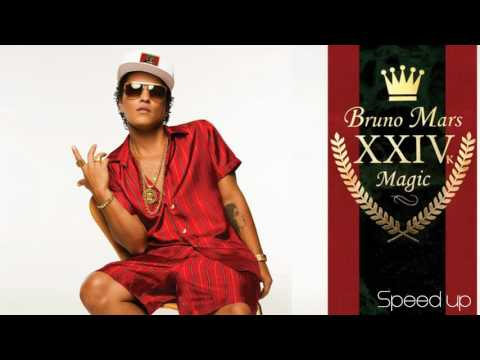 Bruno Mars - 24k Magic Speed up