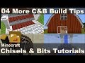More Chisels & Bits Build Techniques (E04)