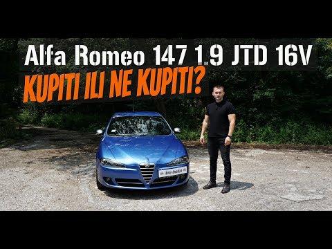 Test: Alfa Romeo 147 1.9 JTD - ZAŠTO LJUDI ''BEŽE'' OD NJE?!