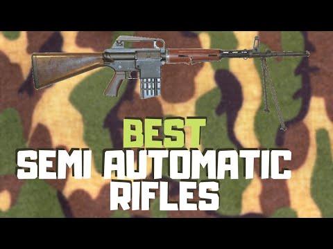 Best Semi Auto Rifle   TOP 27 Semi Automatic Hunting Rifles