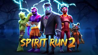 Spirit Run 2 - Temple Zombie