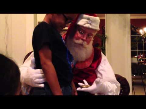 Santa Kennedy Part 1