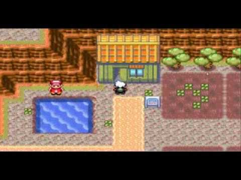 Pokemon Emerald-Finding The Other Fossil