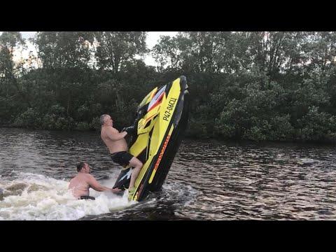 Sea-doo RXP 260 на пятке!