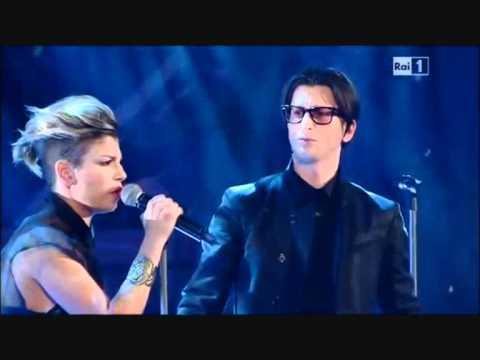 Emma Marrone feat Gary GO - Wounderful - Sanremo 2012