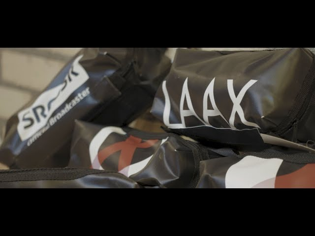 LAAX OPEN 2018 - Recycle banners into bags