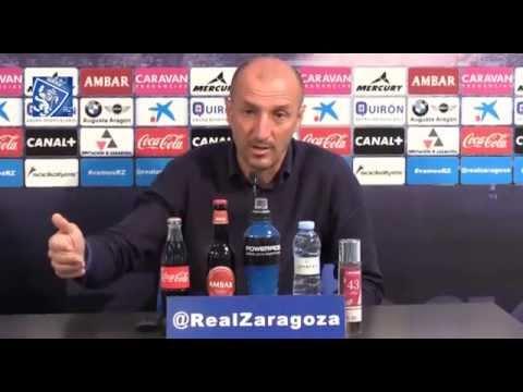 Ranko Popovic en rueda de prensa - 16/6/2015