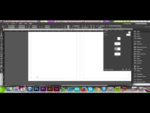 Page Numbering in InDesign CC/CS6