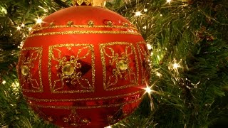 Christmas Ornaments To Make and Sell Tutorial DIY Holiday Crafts 2014 Fabric Movie