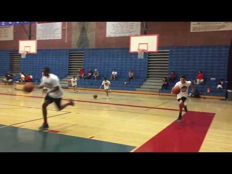 3rd Annual Sanger SWISH Basketball Camp 2017