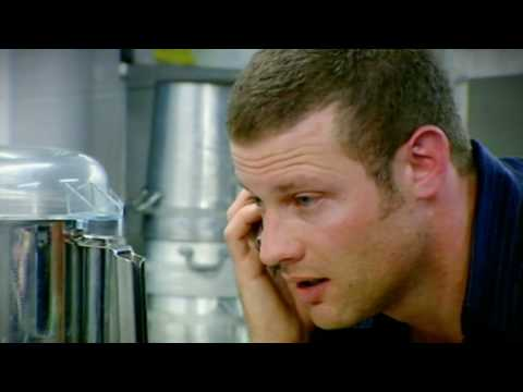 Dermot O'Leary Recipe Challenge - Gordon Ramsay