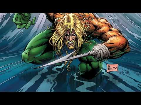 Aquaman by Peter David Vol 1 Review!