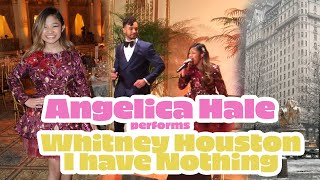 I Have Nothing (Whitney Houston) | Angelica Hale | New York City (Grand Plaza Hotel)