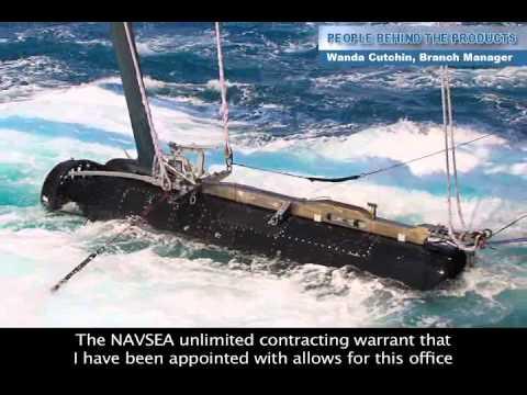 NAVSEA_NSWCPCD Employee Spotlight_Wanda_Cutchins_2012.wmv