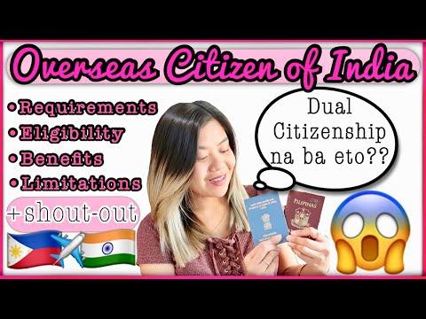 OCI CARD APPLICATION   FILIPINO INDIAN INTERRACIAL COUPLE   Faye's Diary