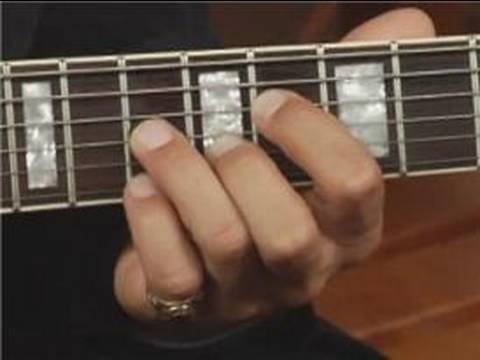 Play Bb 7 Chord in Top 4 on the Guitar: Root Position : Guitar Chord ...